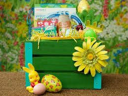 filled easter baskets 15 themed easter baskets that aren t filled with candy diy