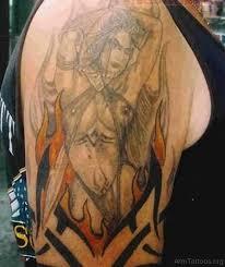 87 wonderful warrior tattoos on arm