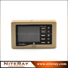 Front Door Video Monitor by Aliexpress Com Buy High Sensitive Digital Peephole Eye Door