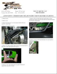 instructions and installation videos black diamond xtreme