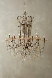 Chandelier Removal Draped Bijoux Chandelier Anthropologie