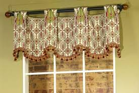 julia curtain valance sewing pattern