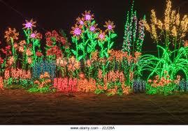 Bellevue Botanical Garden Lights Usa Washington Bellevue Christmas Light Stock Photos U0026 Usa