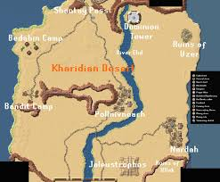 World Map Of Deserts Gielinor The Fourth Age A Massive Runescape Based Rpg
