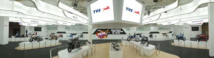 tvs at the 13th auto expo 2016
