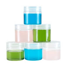 clear plastic jars with lids wayfair