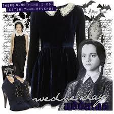 Wednesday Addams Halloween Costume 272 Character Wednesday Adams Images