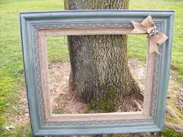 Large Shabby Chic Frame by Refurbished Large Picture Frame Rusty U0027s Refurbishing