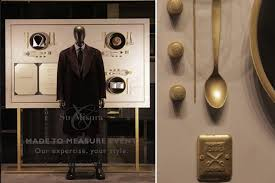 Made To Measure Aw Window Display Retail Design Blog