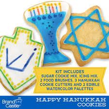 Hanukkah Cookies Hanukkah Paint A Cookie Kit Crafty Cooking Kits