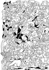 sonic hedgehog color coloring pages kids cartoon