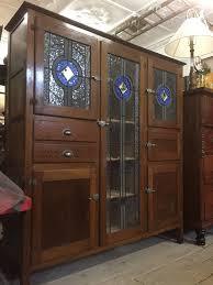 leadlight kitchen cabinets antique kitchen dresser the western second shop