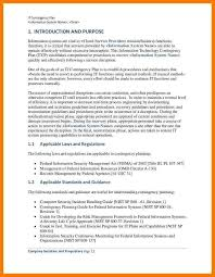 security plan template it security policy template security plan