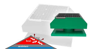 solar attic fan solar fans attic fans costs