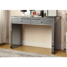 mirrored console vanity table mirrored dresser dressing table online