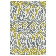 Yellow And Grey Outdoor Rug Indoor Outdoor Rugs That Will Transform Your Patio I Décor Aid