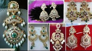 rajputi earrings new earrings design 2018 tops design golden