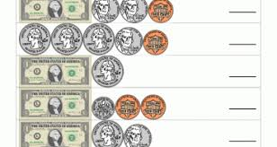 money math worksheets printable furthermore counting money