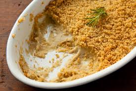 baked white bean dip with rosemary and parmesan pinch my salt