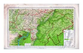 Physical Map Of Germany by Historical Maps Of Germany