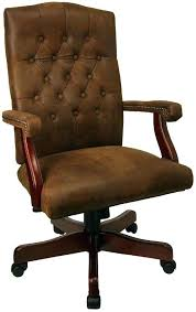 Real Leather Office Chair Brown Desk Chair Desks A Desk Chairs Brown Leather Office Chair