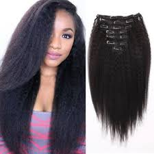 remy human hair extensions yaki clip in 100 remy human hair extension