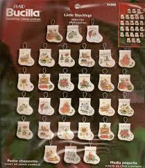gold collection counted cross stitch kit tiny ornament