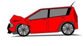 wrecked car clipart crashed car stock illustrations 305 crashed car stock