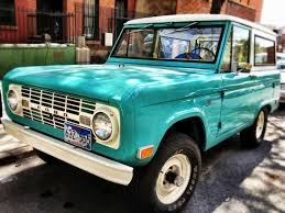 bronco car 1966 ford bronco 1966 ford bronco awesome car the ride