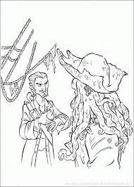coloriage à imprimer coloriage pirates des caraibes 016