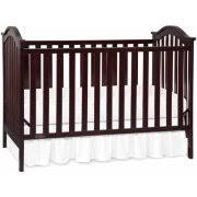 Graco Charleston Classic Convertible Crib Classic White Graco Cribs Walmart