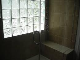 glass block bathroom remodel jabs construction