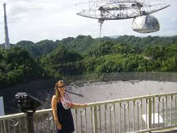 Arecibo Light Observing The Surface Of Venus With The Arecibo Telescope