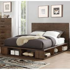 mckinney platform bed bernie u0026 phyl u0027s furniture by modus