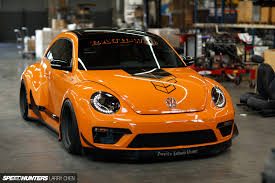 rwb porsche yellow porsche 911 rwb inspired vw new beetle mcd777 u0027s blog post on mycarid
