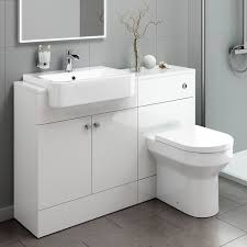 Bathroom Sink Units With Storage Toilet Sink Combination Unit Commercial Restroom Design Outdoor