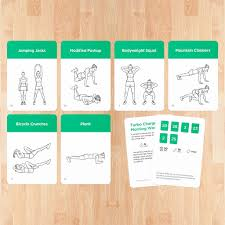 cards for exercise cards by workoutlabs work out anywhere workoutlabs shop