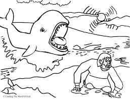 jonah whale coloring pages gekimoe u2022 28853