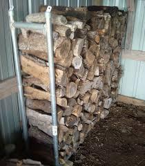 furniture fireking modern firewood rack with cover fireplace