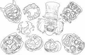 halloween tattoos naomijanejewellery