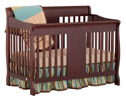Summer Highlands Convertible 4 In 1 Crib Table Crib And Changer Combo Espresso Awesome 4 In 1 Baby Crib