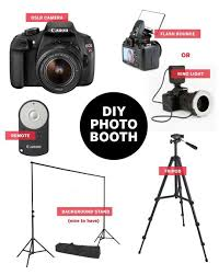 Dslr Photo Booth Diy At Home New Years Eve Photo Booth The Sweet Escape Creative