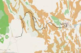 Death Valley Map Durch Das Death Valley Nach Las Vegas Bernds Rappelkiste