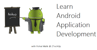 learn android development 2techup learn android app development
