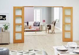 Wooden Bifold Doors Interior Images Of Folding Wooden Door Woonv Handle Idea