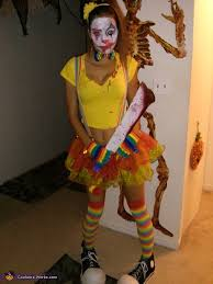 killer clown costume women s killer clown costume photo 2 2