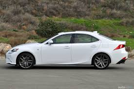 lexus coupe 2015 2015 lexus is 350 f sport review autoweb