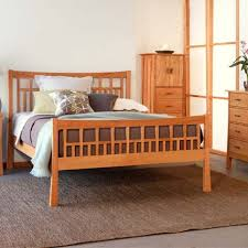 Hardwood Bedroom Furniture Sets by Solid Wood Bedroom Furniture Sets Vermont Woods Studios