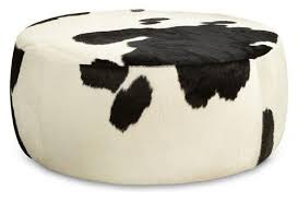 Room And Board Ottoman Cowhide Ottomans Cocktail Tables Living Spaces Room