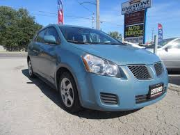 Will Pontiac Ever Return Pontiac Vibe Vs Toyota Matrix Six Of One A Half Dozen Of The